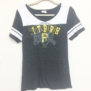 Pittsburgh Pirates vneck tshirt